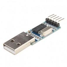 Модуль  PL2303HX   USB  to  TTL