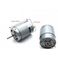 Двигатель RS380  12 вольт