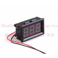 Вольтметр цифровой переменного напряжения 600 вольт
